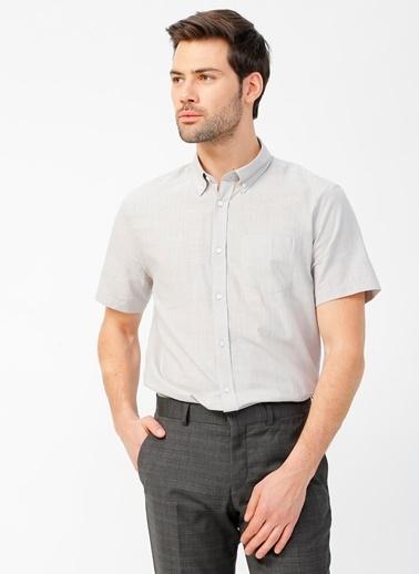 Fabrika Comfort Gömlek Gri
